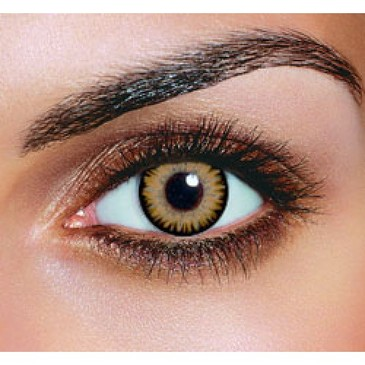 Fall In Love Eyes - Chestnut Brown - Standout from the crowd