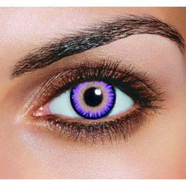 Fall In Love Eyes - Vivacious Violet - Standout from the crowd